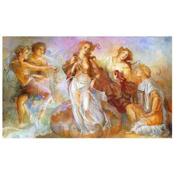 Birth of Venus by Sotskova, Lena