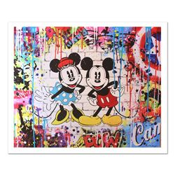 Mickey and Minnie by Rovenskaya, Nastya