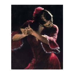 Flamenco V by Perez, Fabian