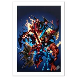 The Official Handbook of the Marvel Universe: Ultimate Marvel Universe by Stan L