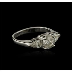 14KT White Gold 1.25 ctw Diamond Ring