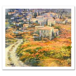 Tuscany by Behrens (1933-2014)