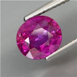 Natural Purple Pink UNHEATED Sapphire 2.12 Cts