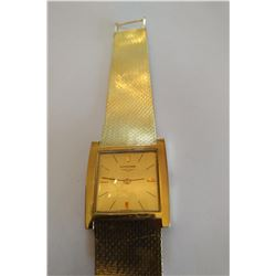 Vintage Longines  (unisex) 18k Solid Gold Watch