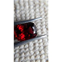 1.5ct Natural Rubellite Madagascar, untreated | GIA