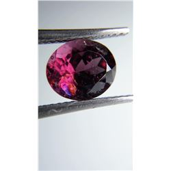 1.8ct Natural  Pink Tourmaline, no heat, no radiation |