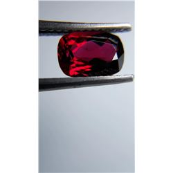0.9ct Natural Rubellite, no heat, no radiation | GIA
