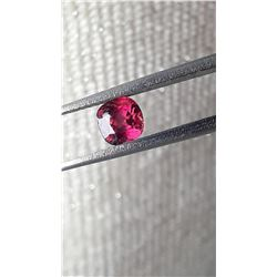 Genuine Blood Red Ruby, untreated, loose | IGL 0.936ct