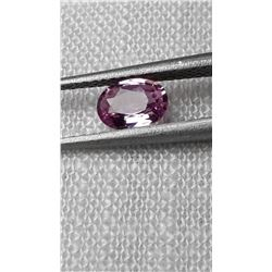 Hot Pink Sapphire, loose, unheated, Ceylon | IGL 0.53ct
