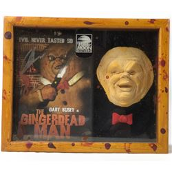 The Gingerdead Man (2005) - Face Appliance and Signed DVD