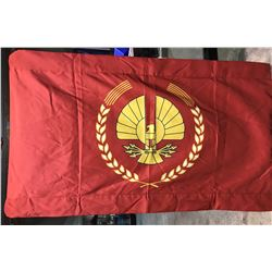The Hunger Games Franchise - Panem Capitol Double Sided Flag