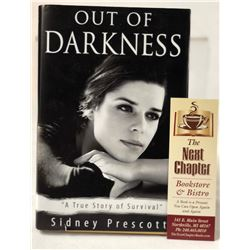"Scream 4 (2011) - Sidney Prescott's Autobiography ""Out Of Darkness"" Book"