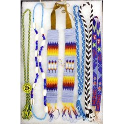 Collection of Beautiful Sioux Beadwork