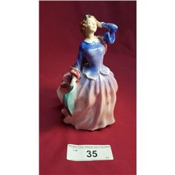 Royal Doulton Figure - Blithe Morning HN 2021