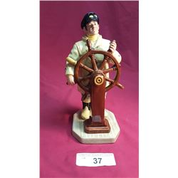 Royal Doulton Figure - The Helmsman HN 2499