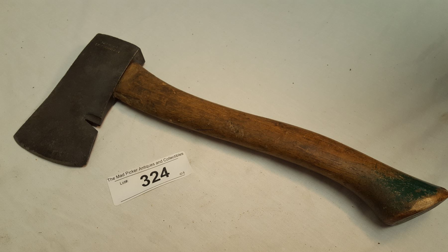 Official Boy Scout Axe