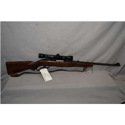 """Winchester Model 88 .308 Win Cal Mag Fed Lever Action Rifle w/ 22"""" bbl [ appears v - good, blued fin"""