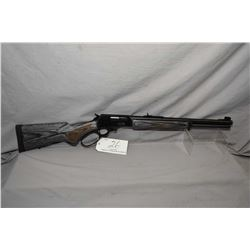 "Marlin Model 1895 ABL .45 - 70 Govt Cal Lever Action Rifle w/ 18 1/2"" bbl [ appears excellent, possi"