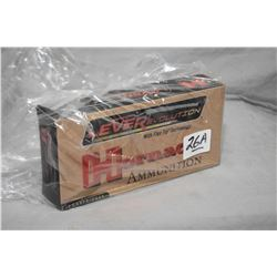 Bag Lot : One Box ( 20 rnds ) Hornady Leverevolution .45 - 70 Govt Cal 325 Grain FTX Ammo
