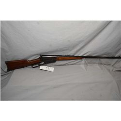 Winchester Model 1895  .303 Brit Cal Lever Action Rifle w/ 28  rnd bbl [ nice old reblued finish sta