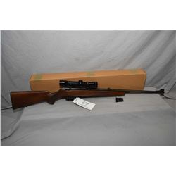 "Anschutz Model 1415 - 1416  Left Hand .22 LR Cal Mag Fed Bolt Action Rifle w/ 22 1/2"" bbl [ appears"