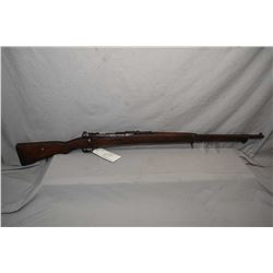 Turkish Mauser ( ANKARA )  Model 1938 ? Dated 1944 .8 MM Mauser Cal Full Wood Military Rifle w/ 29 1