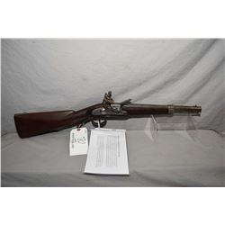 "J.Heitzenberger Model 1835 Cavalry Carbine .67 Flintlock Cal Smoothbore Carbine w/ 14"" bbl [ blued f"