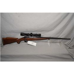 "Remington Model 725  6 x 47 MM AP Cal Bolt Action Rifle w/ 22"" bbl [ fading blue finish, no sights,"