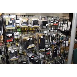 Dealers lot holsters, 1911 etc. Dealers lot of new retail including Blackhawk holsters and accessori