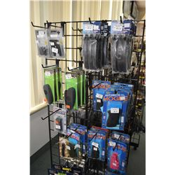 Dealer lot of brand new retail Dealer lot of brand new retail including assorted Hogue brand hand gu