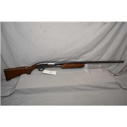 "Remington Model 870 Wingmaster .12 Ga 2 3/4"" Pump Action Shotgun w/ 30"" matted  full choke [ blued f"