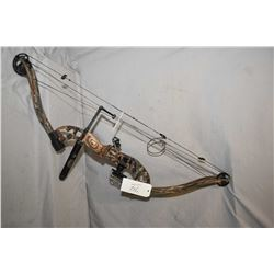 "Jennings Archery Buckmasters Compound Bow Left Hand 29"" Draw 60 Lb Pull ? 48 1/2"" String w/ PSE sigh"