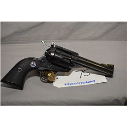 Ruger Model Blackhawk ( Early Three Screw Flat Top ) .357 Mag Cal 6 Shot Revolver w/ 117 mm bbl [ bl