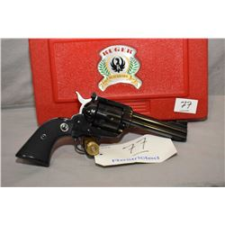 Ruger Model New Model Blackhawk 50 Th Anniversary Flat Top .357 Mag Cal 6 Shot Revolver w/ 117 mm bb