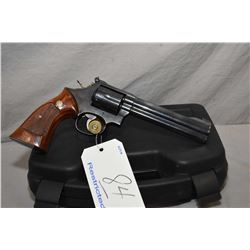 Smith & Wesson Model 586 .357 Mag Cal 6 Shot Revolver w 152 mm bbl [ blued finish, case colored trig