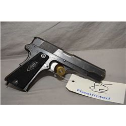 Radom ( Polish State Arsenal )  Model VIS 35 .9 MM Luger Cal 8 Shot Semi Auto Pistol w/ 121 mm bbl [
