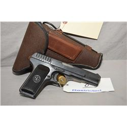 Tokarev Model TT - 33  7.62 MM Tokarev Cal 8 Shot Semi Auto Pistol w/ 115 mm bbl [ blued finish, fix