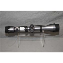 Leupold VX - III  4.5 - 14 x 44 MM Variable Scope in grey satin finish with rubber caps and Deluxe r