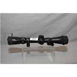 Leupold Vari X - III 2.5 - 8 x 36 MM Variable Scope w/ rubber caps, and Ruger rings fits above or si