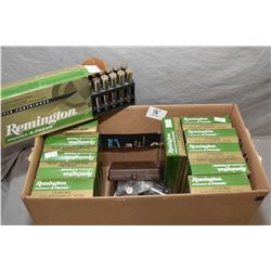 Box Lot : 6 Boxes ( 20 rnds per ) Remington Premier A - Frame .375 H & H Mag 300 Grain Ctgs - Approx