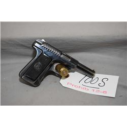 Savage Model 1907 7.65 MM Cal 10 Shot Semi Auto Pistol w/ 95 mm bbl [ blued finish with some slight