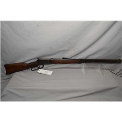 "Winchester Model 1894 .32 Win Special Cal Lever Action Rifle w/ 26"" round barrel full mag [ patchy f"