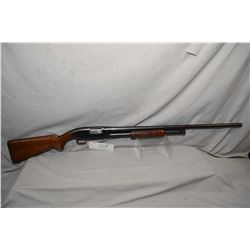 "Winchester Model 12 .12 Ga 2 3/4"" Pump Action Shotgun w/ 30"" modified bbl [ blued finish, starting t"