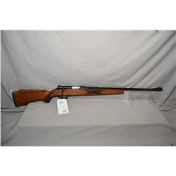 "CIL Model 900 .222 Cal Mag Fed Bolt Action Rifle w/ 24"" bbl [ blued finish, part of barrel sights re"