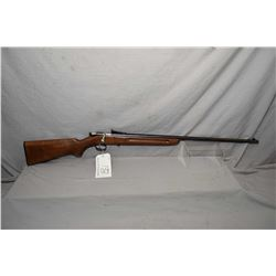 "Winchester Model 68  .22 LR Cal Single Shot Bolt Action Rifle w/ 27"" bbl [ blued finish starting to"