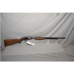 "Winchester Model 61 .22 LR Cal Tube Fed Pump Action Rifle w/ 24"" bbl [ fading blue finish more in ca"