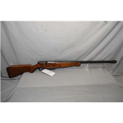 "Mossberg Model 195  .12 Ga 2 3/4"" Mag Fed Bolt Action Shotgun w/ 26"" ported bbl with C - Lect choke"