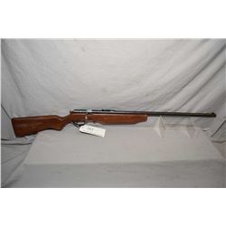 "Cooey Model 75 .22 Rimfire Cal Single Shot Bolt Action Rifle w/ 27"" bbl [ fading blue finish, more i"