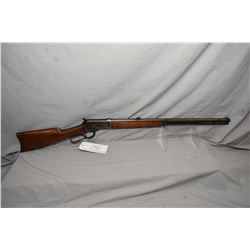 """Winchester Model 1892 .25 - 20 WCF Cal Lever Action Rifle w/ 24"""" rnd bbl full mag [ fading blue fini"""