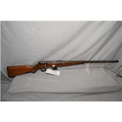 """Savage Model Sporter .25 - 20 Cal Mag Fed Bolt Action Rifle w/ 24 3/4'"""" bbl [ faded patchy blue fini"""